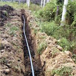 Proy.Agua potable y alcantarillado al Seremi de Salud