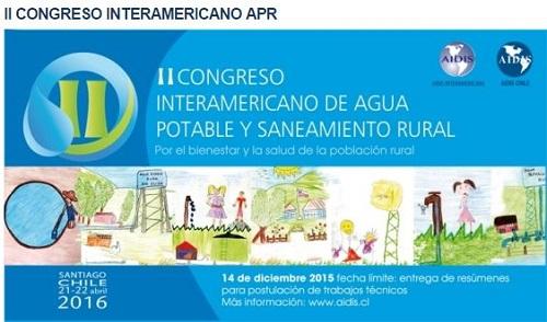 Congreso  Interamericano de Agua Potable y Saneamiento Rural