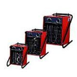Generador de Aire Caliente  seguro y silencioso