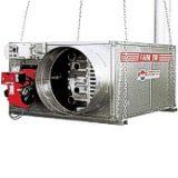 Generador de Aire caliente series h