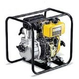 Motobomba Diesel 4x4 Pulgadas
