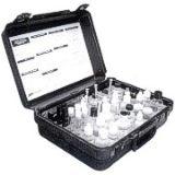 Equipo para analisis de agua dulce