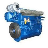 Generador Diesel Marino