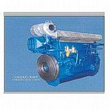 Motor Diesel Marino Serie CW200ZC