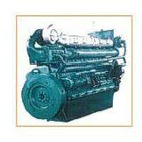 Motor Diesel Marino Serie R6160
