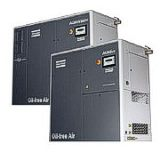Compresores exentos de aceite AQ 30 55 AQ 55 VSD