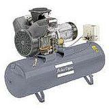 Compresor de piston exento de aceite de una y dos etapas LF