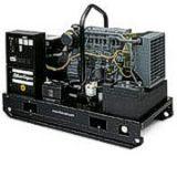 Generador Estacionario Accionado por Motor Diesel
