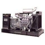 Generador Estacionario Accionador por Motor Diesel