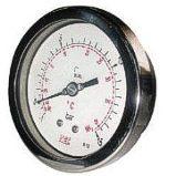Manometro para Refrigeracion Amoniaco