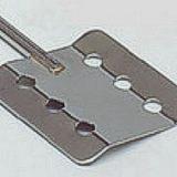Varilla de agitacion de paleta con 6 perforaciones