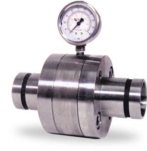 Sensor de Presion que Aisla y Protege los Instrumentos