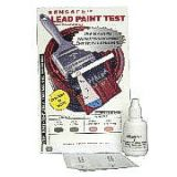 Lead Paint Test  480310