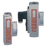 Medidores Interruptores de Caudal Metalico SMV