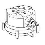 Interruptor de Presion Diferencial para gases neutros SCH HCD  SCH DPS