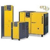 Compresor de Tornillo Rotativo con Secador Refrigerante