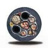 Cable Electrico  Flat
