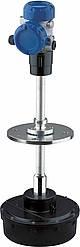 Medidor Ultrasonico de Nivel para Solidos Brida con soporte giratorio opcional
