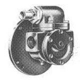 Bomba pequena para uso general  con bridas C  Serie 75 Nema