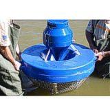 Aireador para Agua Salada Trifasico Motor 3 4 HP