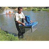 Aireador para Agua Salada Trifasico Motor 1 3 HP