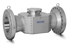 Ultrasonic Flowmeter gris established itself