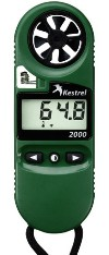 Anemometro digital kestrel 2000
