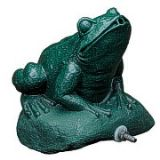 Decorative Spitter and Ultraviolet Sterilizer Aqua Frog 15 Watt
