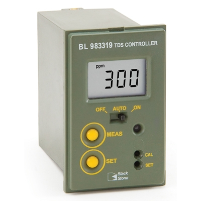 Mini Controlador de TDS Resolucion 1 mg/L (ppm)