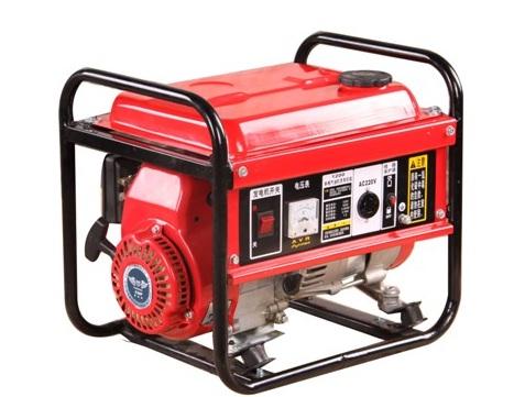 Generador mantener una diferencia de protencial desde 1 KVA a 7 KVA