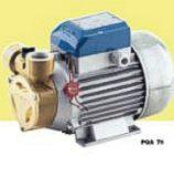 Electrobomba Pedrollo con rodete periferico para empleos industriales