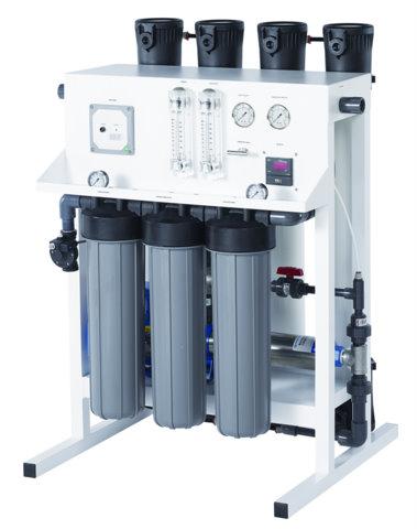 CT Serie Sistemas RO 4000 a 7000 galones por dia