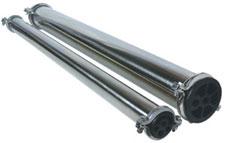 Cajas de acero inoxidable de membrana  Serie SS