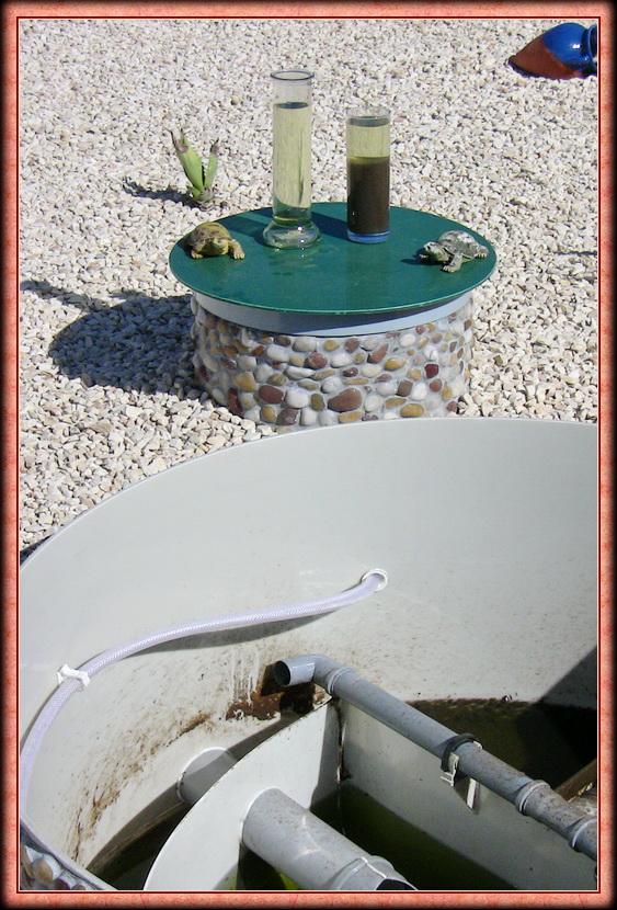 Estacion biologica depuradora de aguas residuales