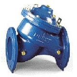 Valvula de globo de control Hidraulico Pilotado