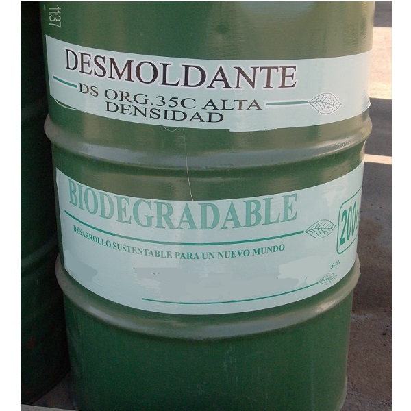 Desmoldante Biodegradable Ds org 35