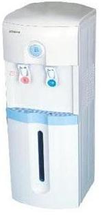 Dispensador de agua Conexion a la red de agua
