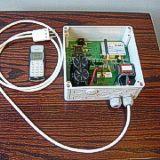 Transmisor remoto via celular