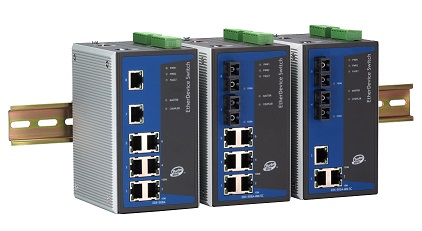 EDS 508   Switch Ethernet Industrial