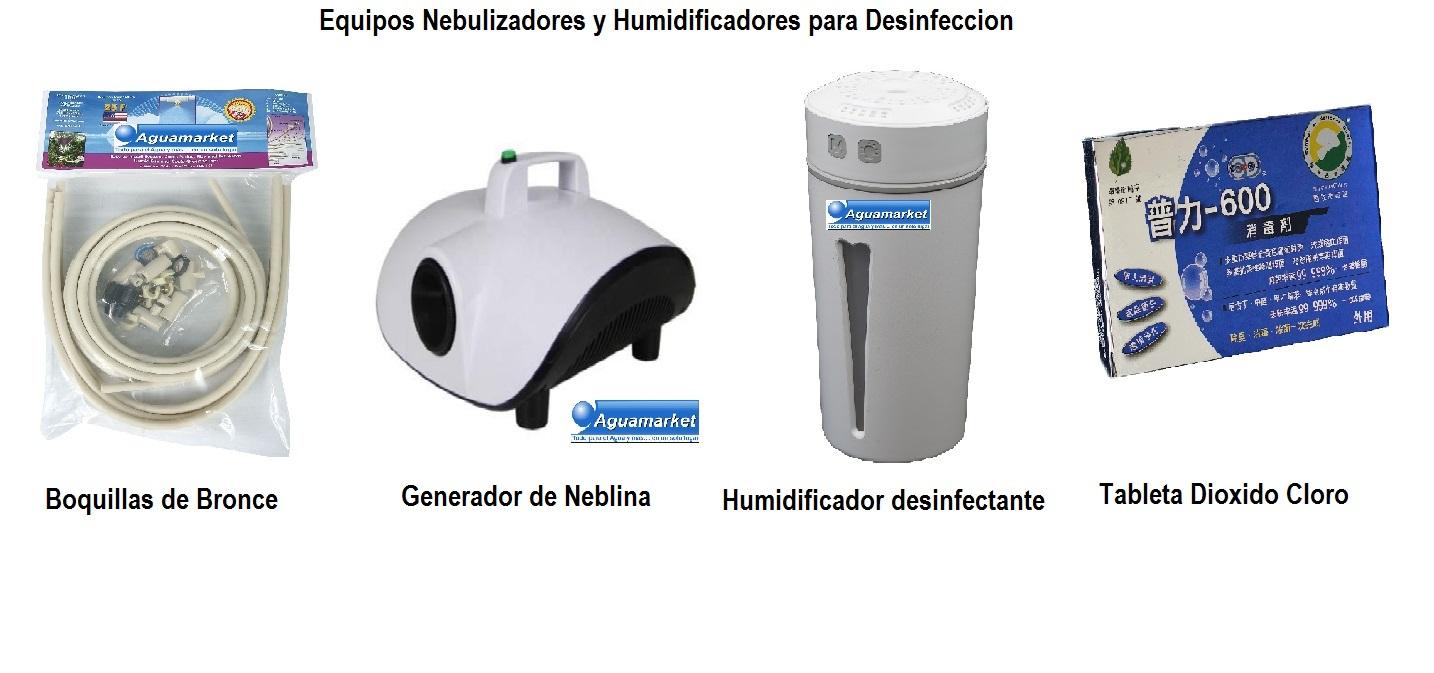 Productos Desinfeccion