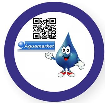 Aguamarket : Tecnologia QR