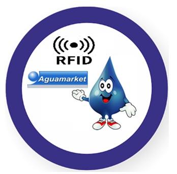 Aguamarket : Tecnologia RFID