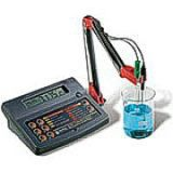 Medidor de ph  mv  temperatura con calcheck
