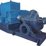 Bomba centrifuga de ejecucion horizontal con impulsor de tipo cerrado