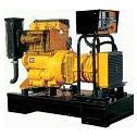 Generador Diesel trifasico 2 cilin