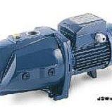 electrobomba jet autocebante  caudal total producido por el rodete