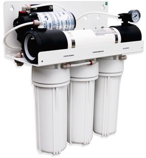 LT Series Sistemas RO 200 a 300 galones por dia