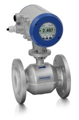 Electromagnetic Flowmeter 2-wire connection