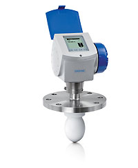 Radar Level Meter for Solids