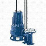 Electrobomba Sumergible Monocanal para Aguas Negras